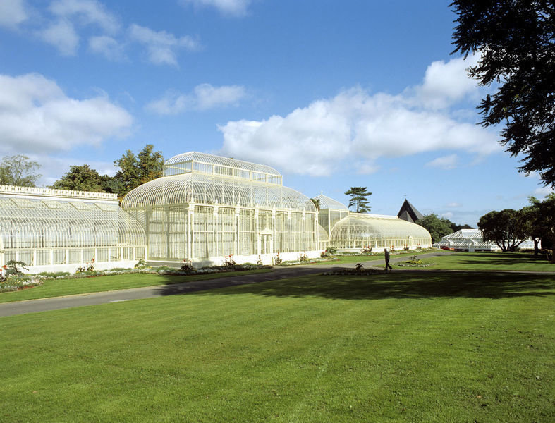 The National Botanic Garden Dublin