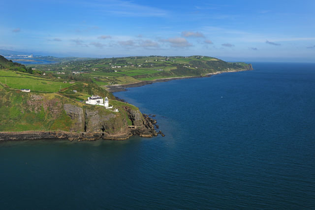 County Antrim Blackhead Lighthouse