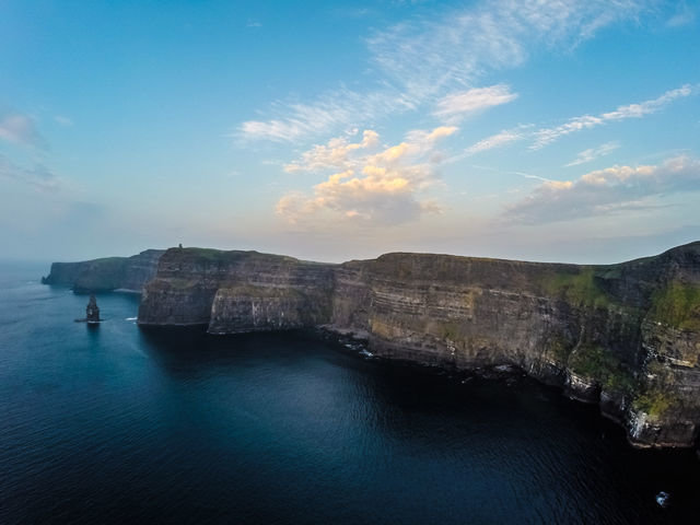 The Cliffs of Moher. Ireland