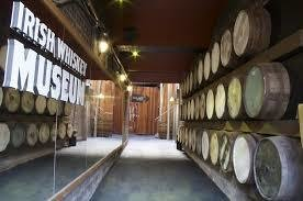 Irish Whiskey Museum. Dublin
