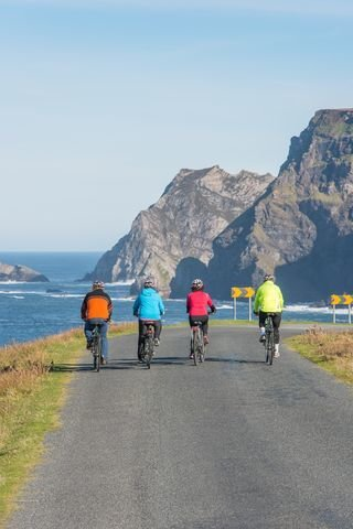 Northern Ireland Cycling Route