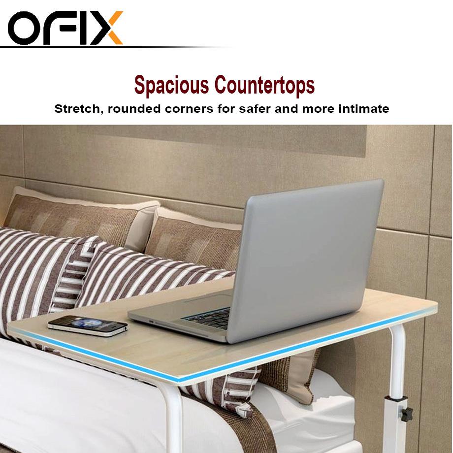 Ofix Aurora Multi functional Bed Side/Laptop Desk Yellow ...