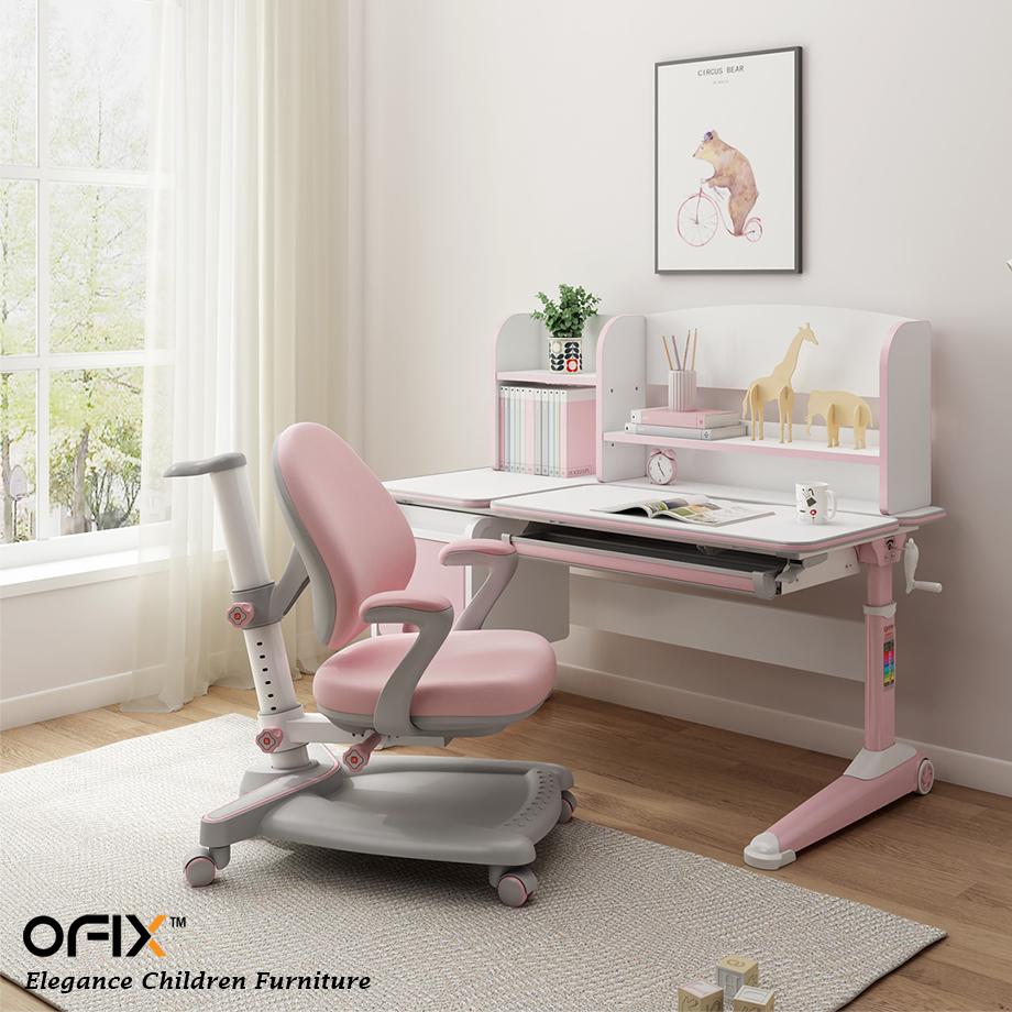 Ofix Kiddie Chair \KD004 Pink