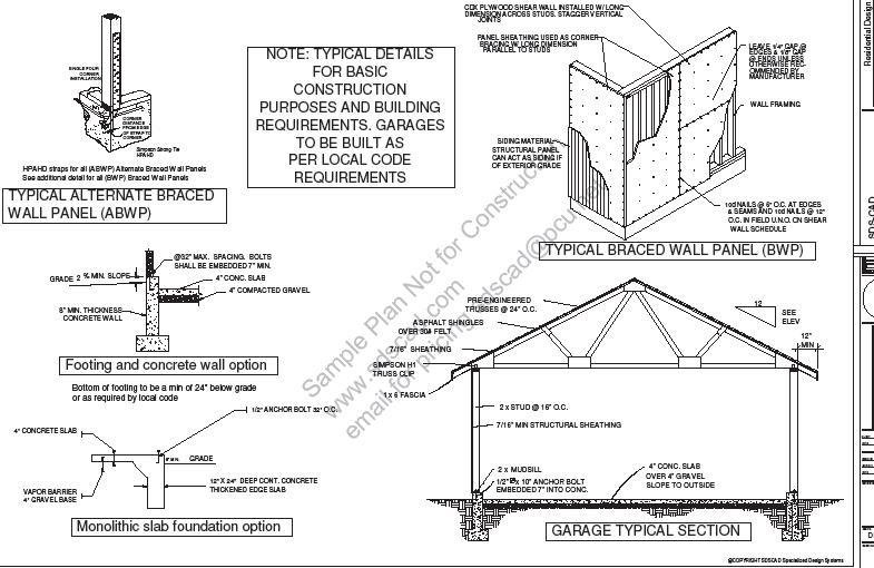 Rv storage sds plans for 50 x 60 garage plans