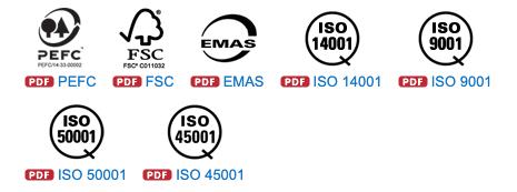 certificados de papel adhesivo resma estudio png