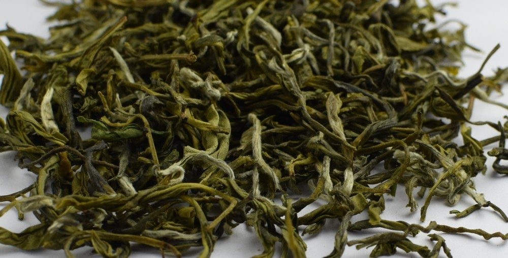 Premium Green Tea from Darjeeling: Arya