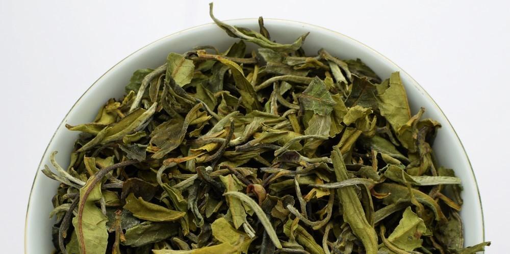 A Bai Mudan - White Tea from Darjeeling: Jungpana