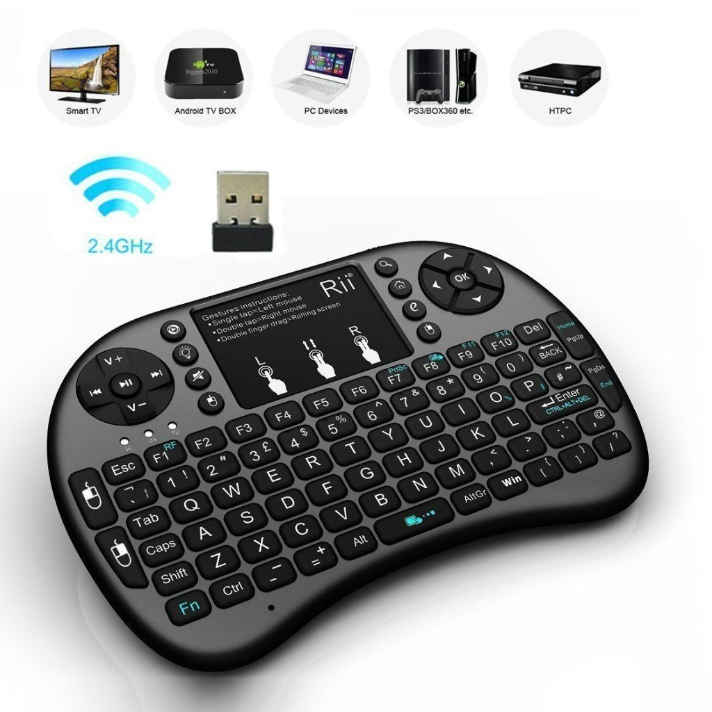 Rii i8 mini keyboard