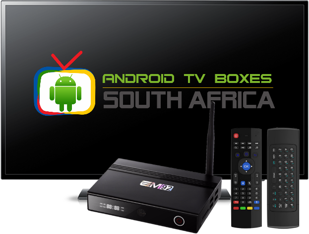 EM92 Android TV Box Amlogic S912
