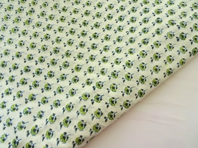 Small Floral Fabric