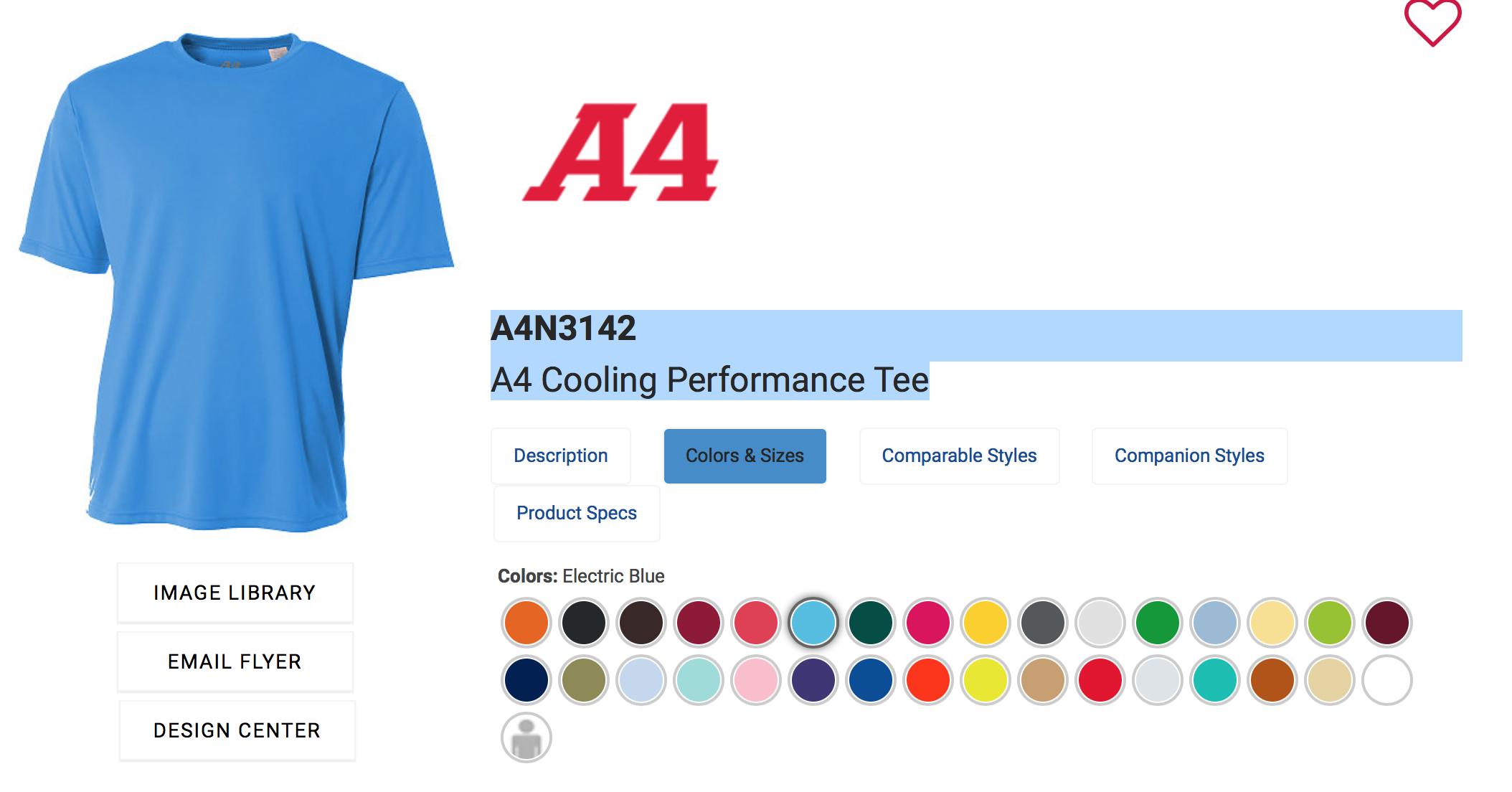 a15aa7094065 School T-shirt/Club Orders (10-30)
