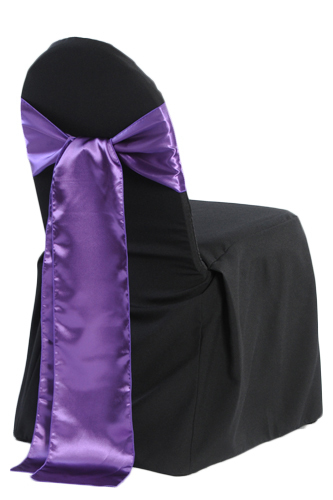 Black Banquet B3 Chair Cover
