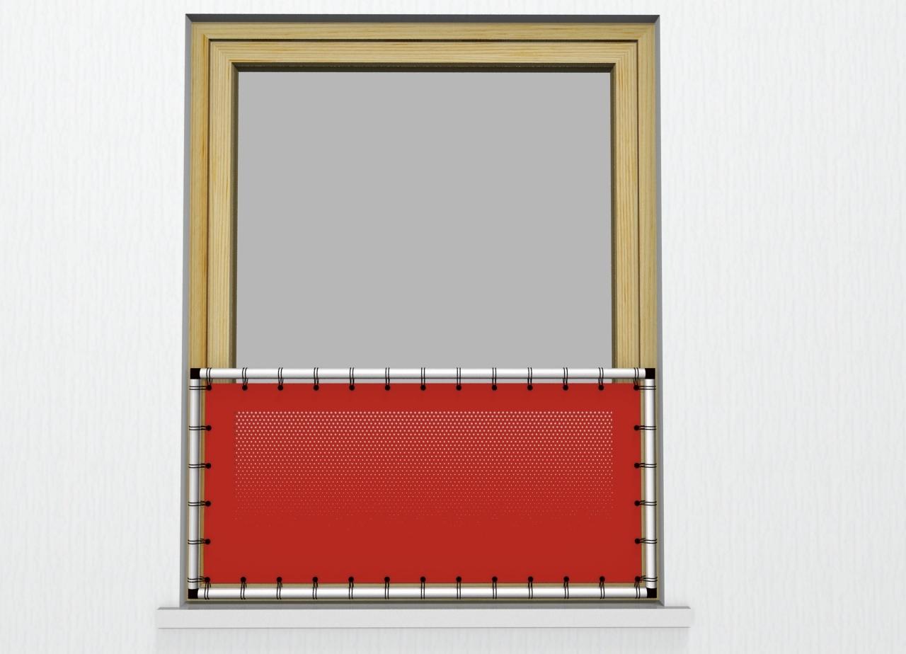 Der Nach Mass Gefertigte Sichtschutz Fur Ihr Fenster Perforiert