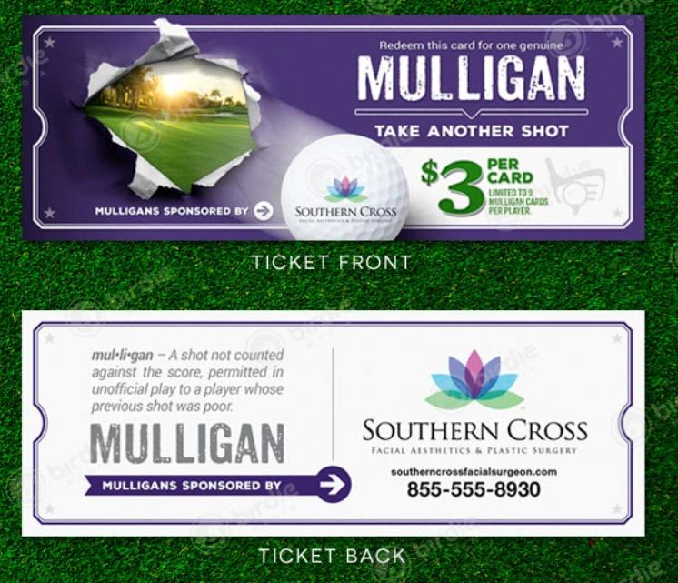 Mulligan Card Example