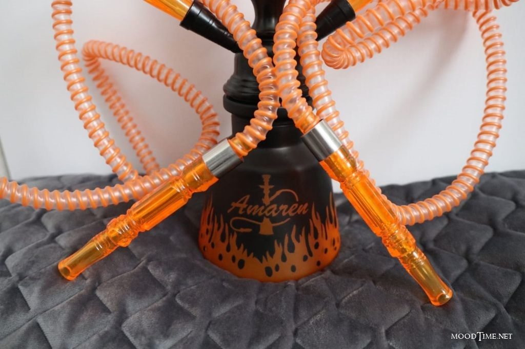 Hubbly Bubbly Amaren Flames - Small 2 Way | moodTime