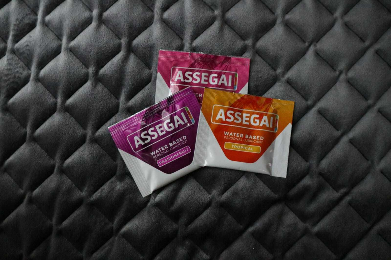 Assegai Mini Lubrication sachetes