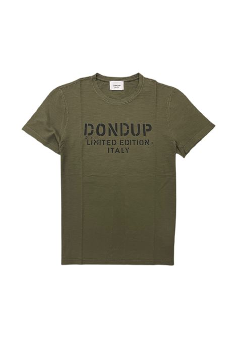 DONDUP T-SHIRT Dondup | T-shirt | US198-JF0195U635