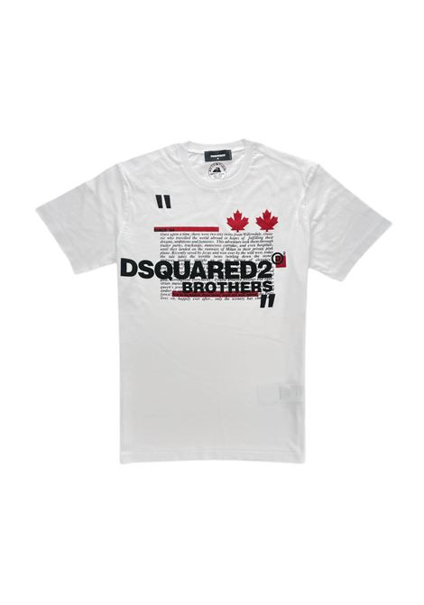 DSQUARED2 T-SHIRT Dsquared2 | T-shirt | S74GD0811-S22427100