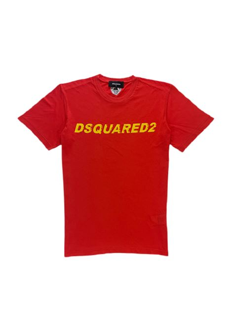 DSQUARED2 T-SHIRT Dsquared2 | T-shirt | S74GD0835-S21600186