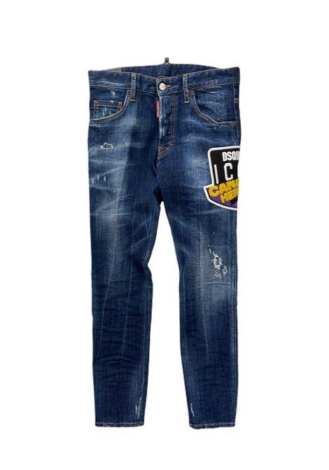 DSQUARED2 JEANS Dsquared2 | Jeans | S79LA0018-S30342470