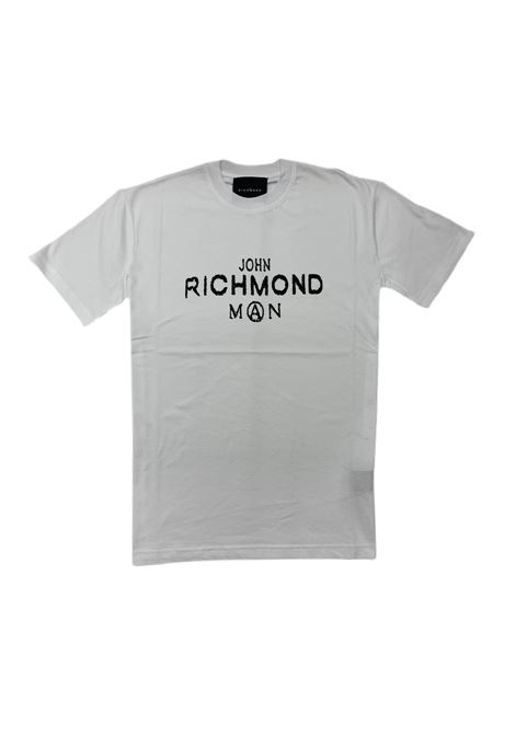 John Richmond |  | RMP21025TS-A8BLACKW0150