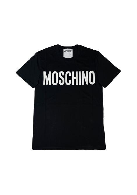 MOSCHINO T-SHIRT Moschino | T-shirt | ZPJ0705-70401555