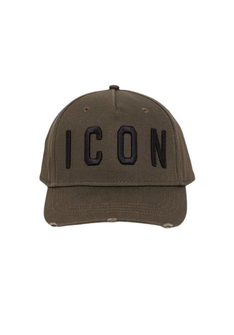 baseball cap icon Dsquared2 | Cappello | BCM4001-05C00001M1974