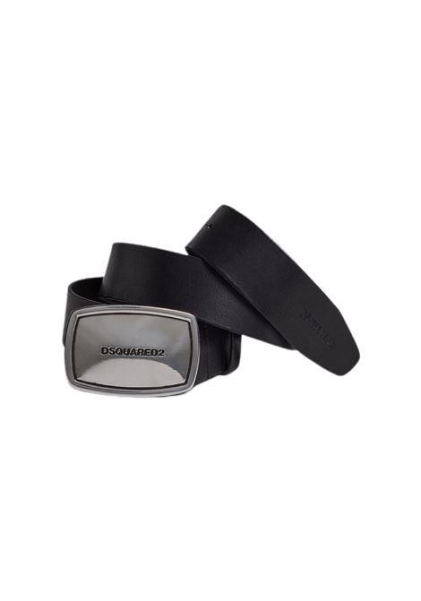 plaque belt vacchetta Dsquared2 | Cintura | BEM0223-12900001M1601