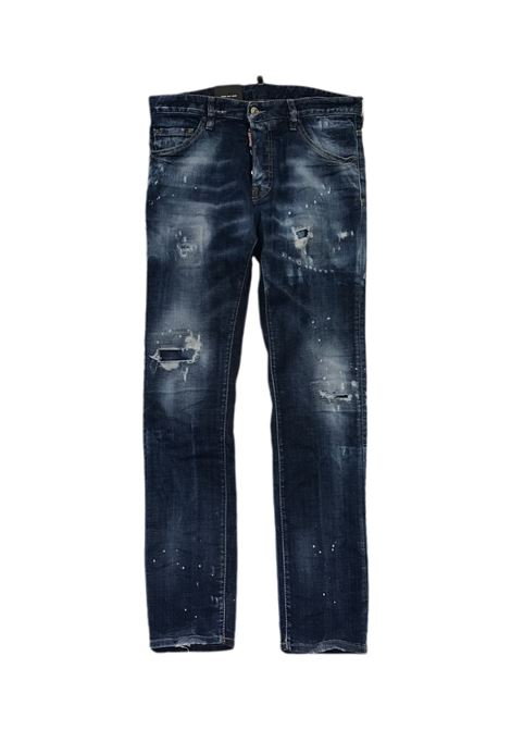 COOL GUY JEAN Dsquared2 | Pantalone | S74LB0763-S30342470