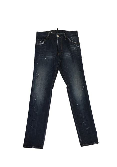 COOL GUY JEAN Dsquared2 | Pantalone | S74LB0768-S30342470