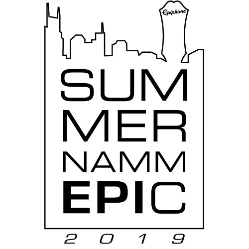 Epiphone Celebrates Summer NAMM 2019