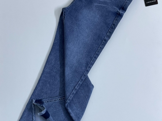 بنطلون جينز بناتي و حريمي  خامة رباعية