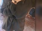 بلوزة بحزام بناتي وان سيز