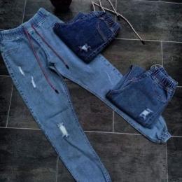 Jeans boy friend one size