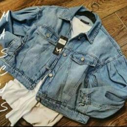 Jaket jeans for women