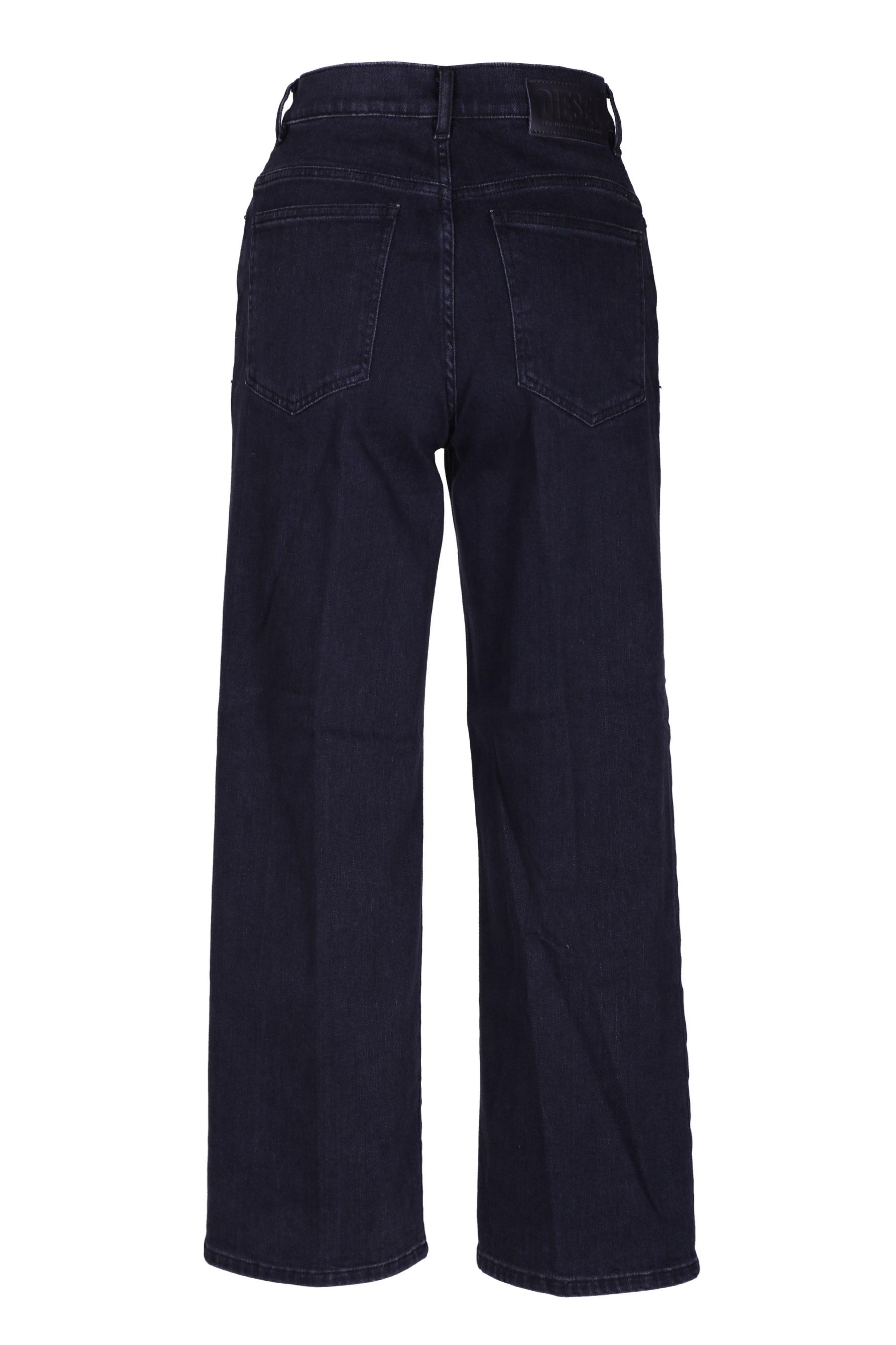 Jeans vita alta widee L30 DIESEL | Jeans | 00S57B084NK02