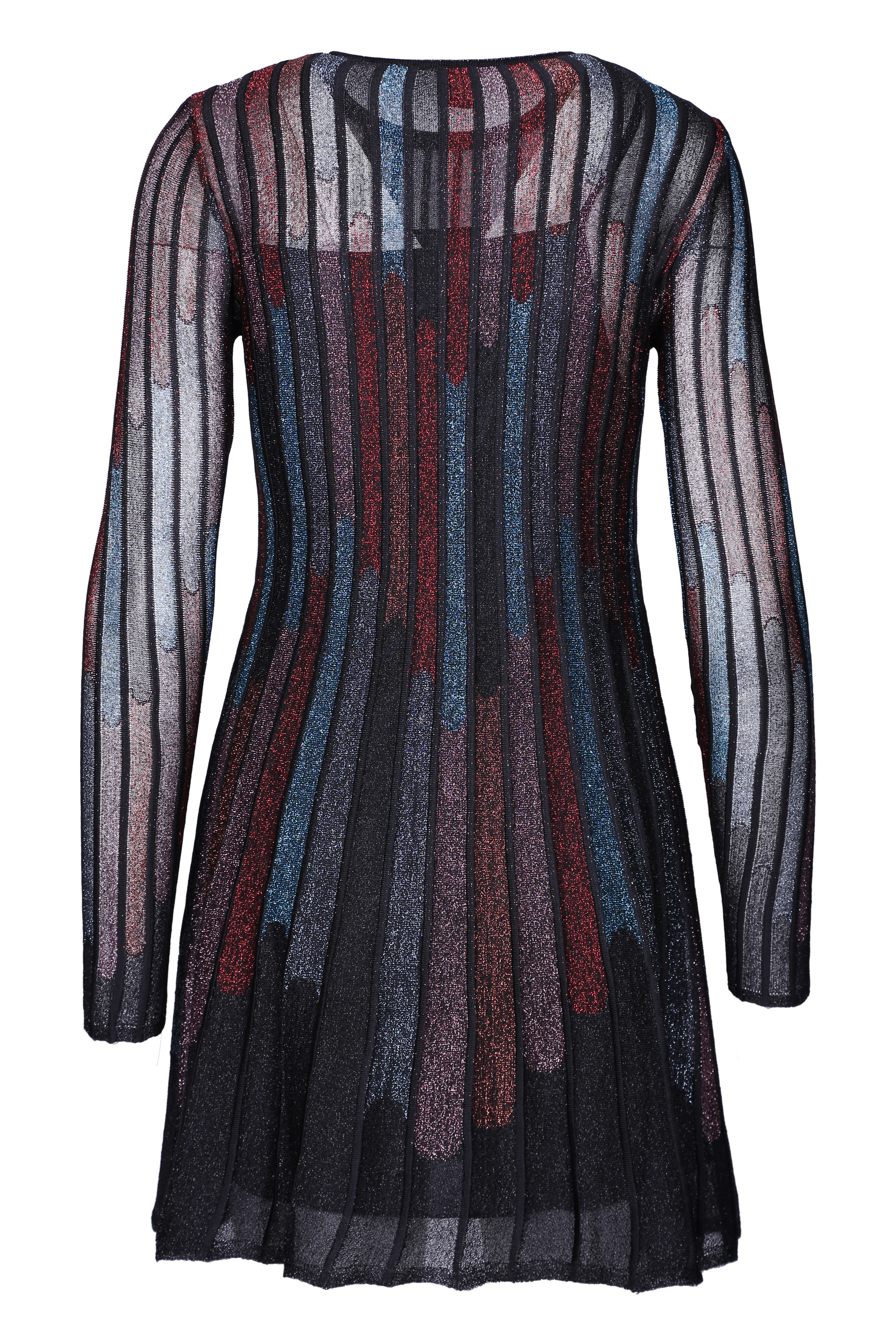 GLITTERY SHORT DRESS M MISSONI | Dresses | 2DG001852K002FL900K