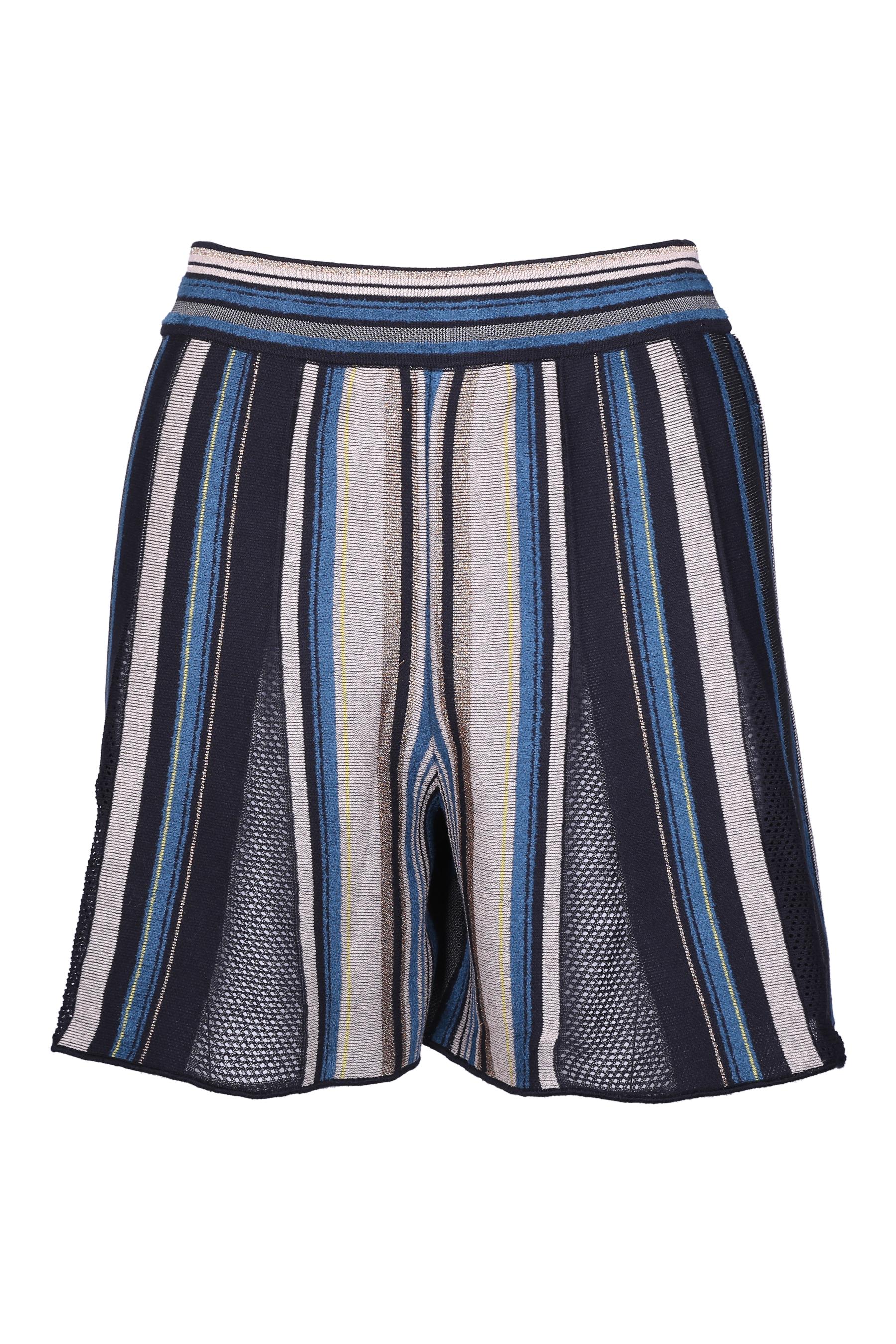 SHORTS A PANNELLI VERTICALI M MISSONI | Shorts | 2DI000692K001YS903H