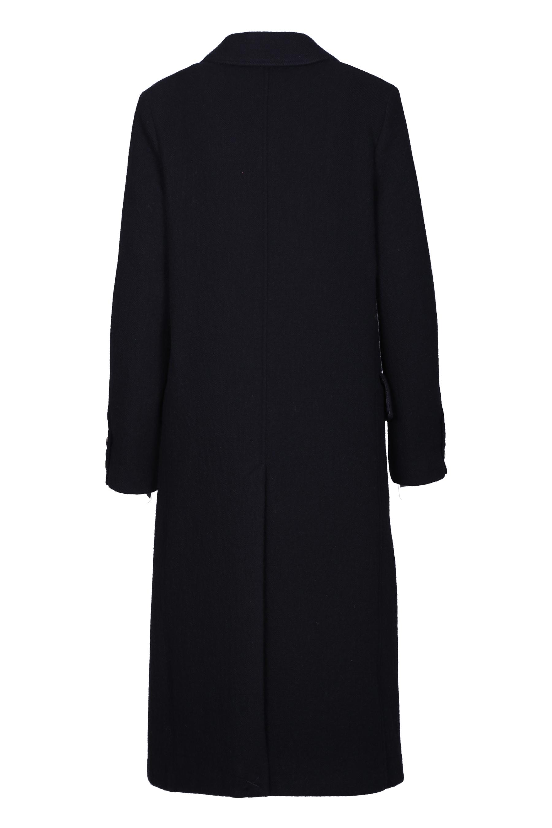 LONG DOUBLE-BREASTED COAT MOMONI | Coat | MOC00060990