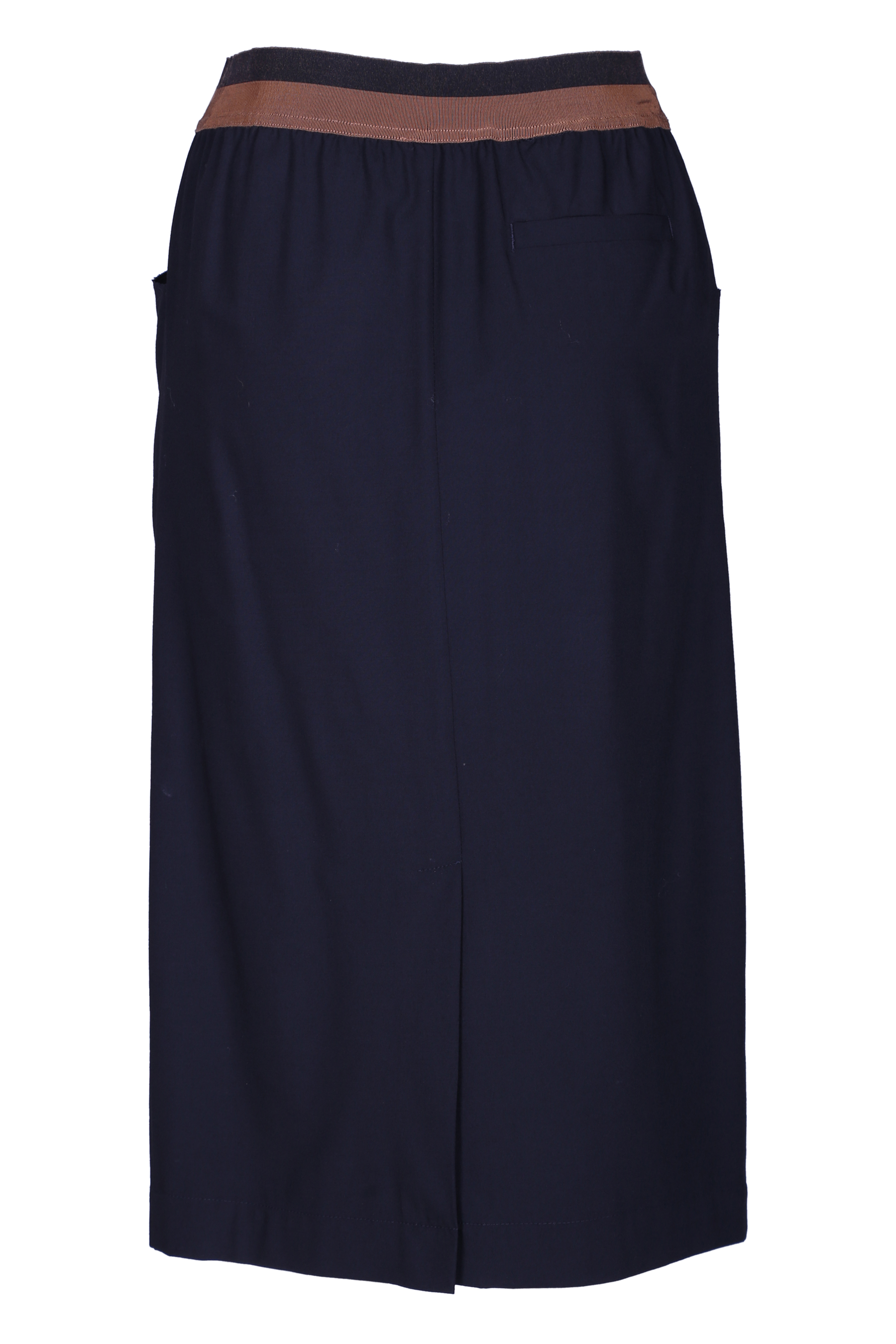 SKIRT IN FRESH WOOL STRETCH MOMONI | Skirts | MOSK0030990
