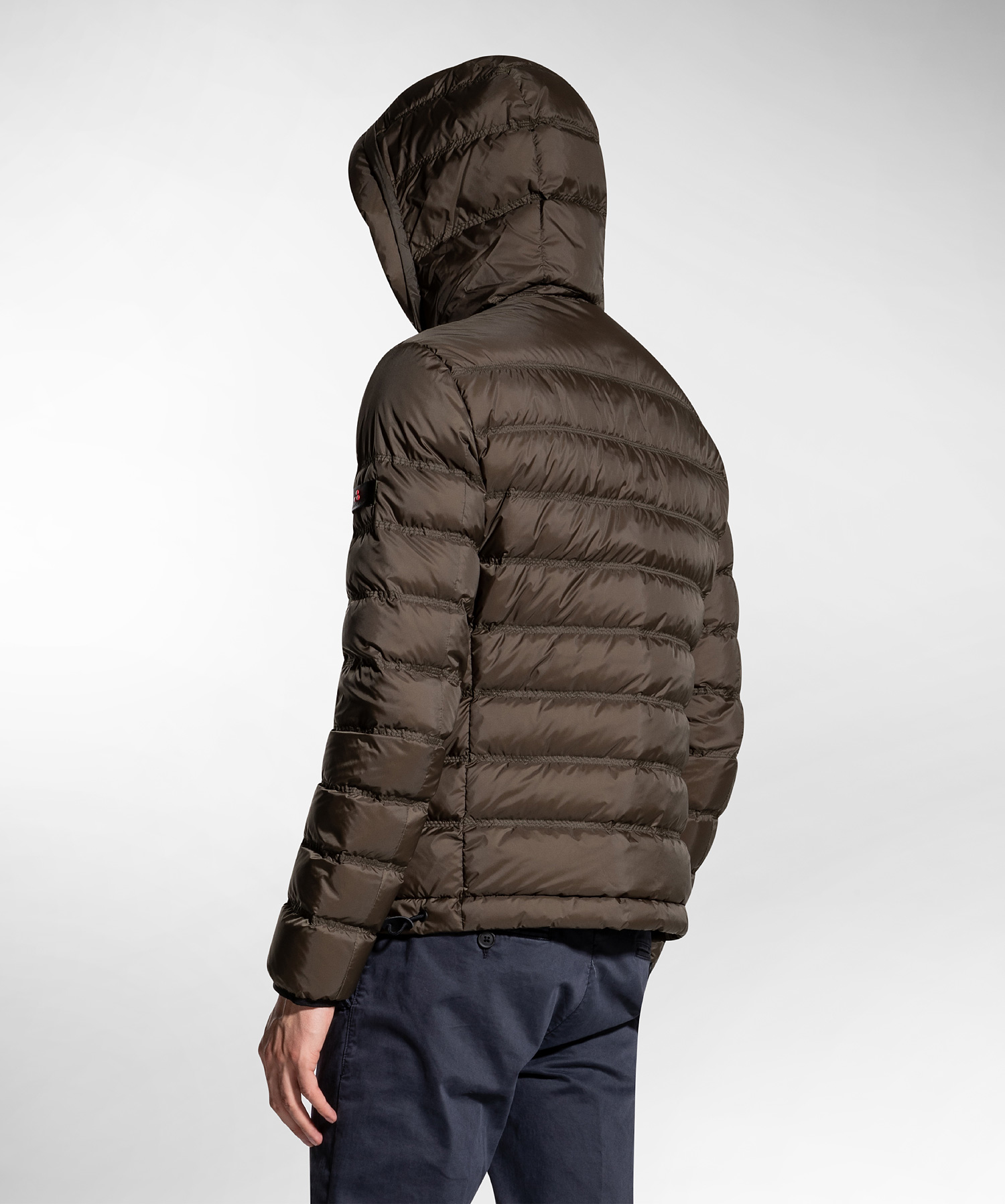 SUPERLIGHT AND SEMILUCID DOWN JACKET  PEUTEREY | Jackets | BOGGS KN690