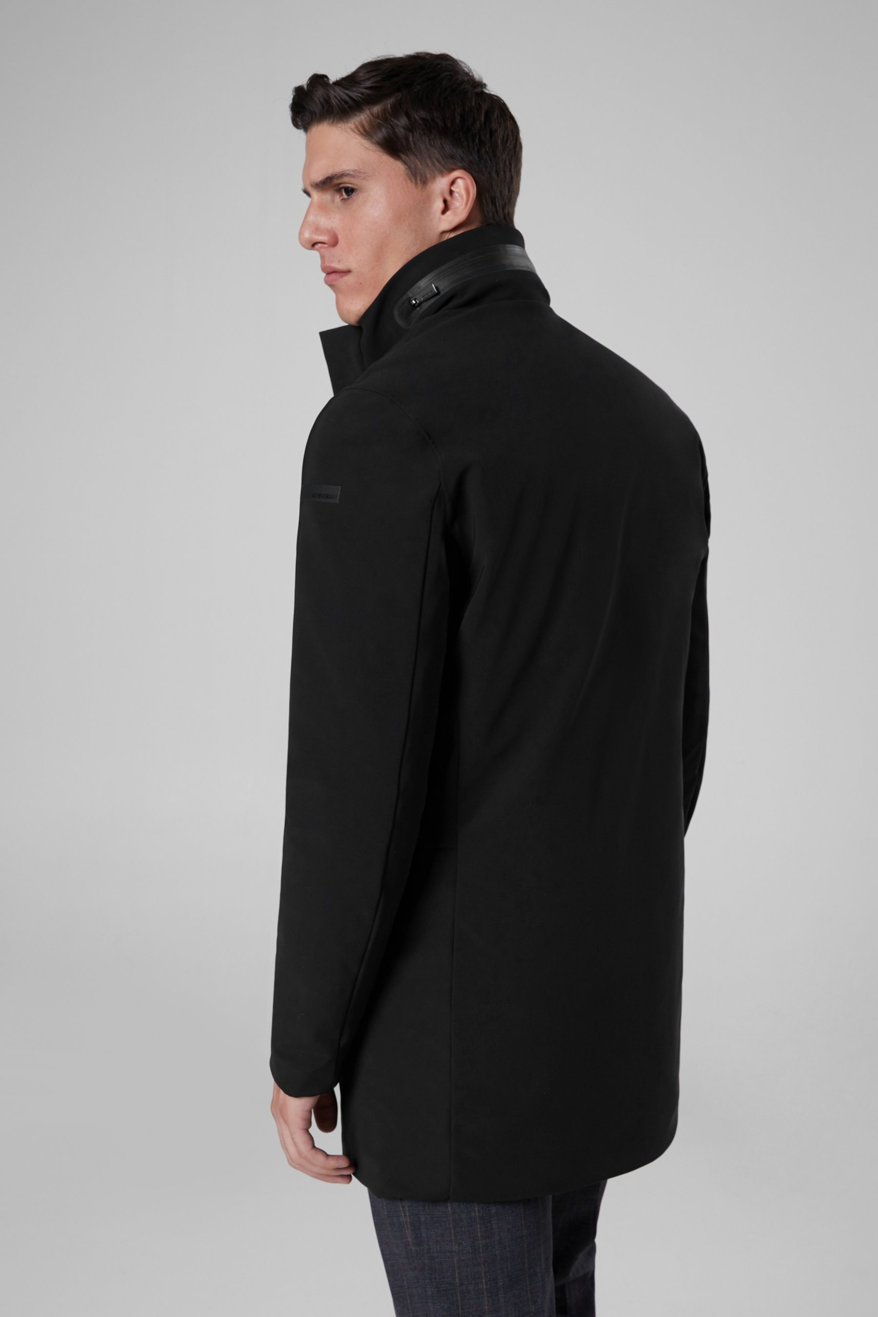 WINTER RAIN COAT RRD | Jackets | W1900310