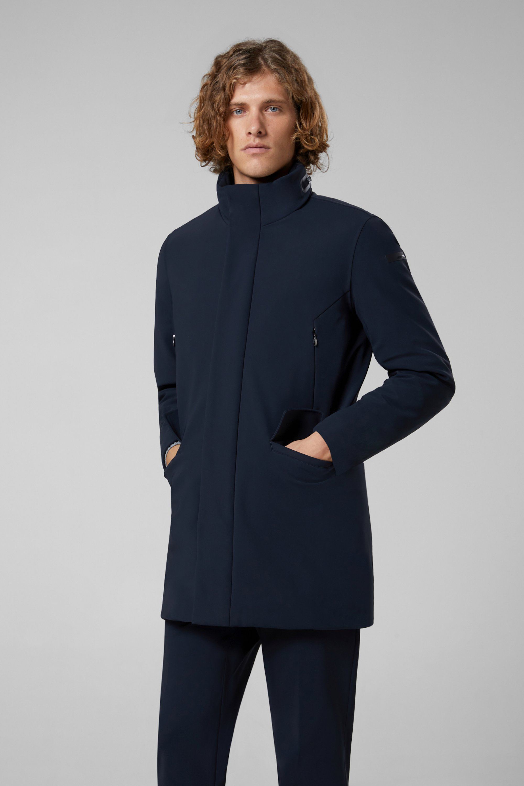WINTER RAIN COAT JACKET