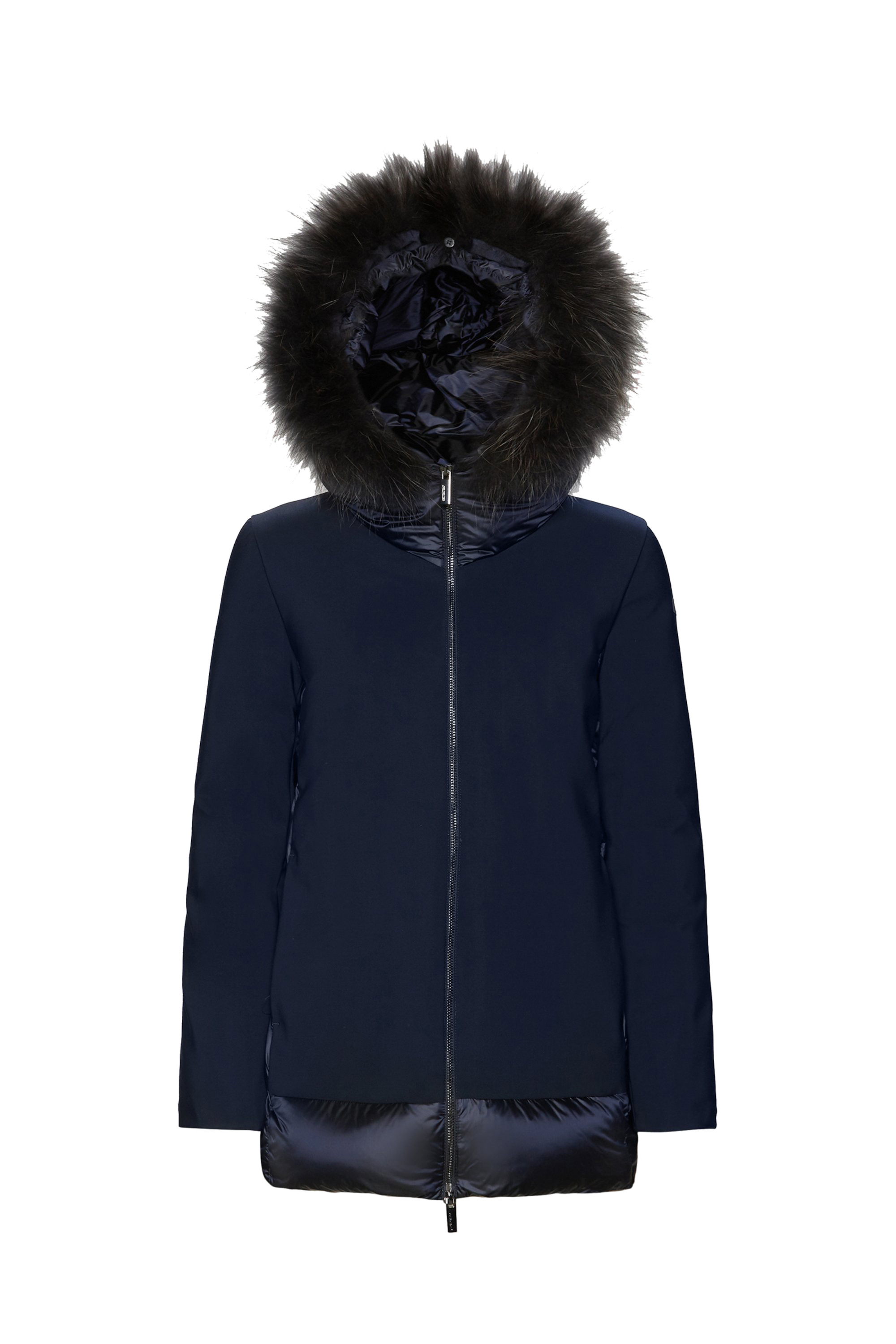 GIUBBINO WINTER HYBRID ZAR LADY FUR T RRD | Giubbini | W19533FT10
