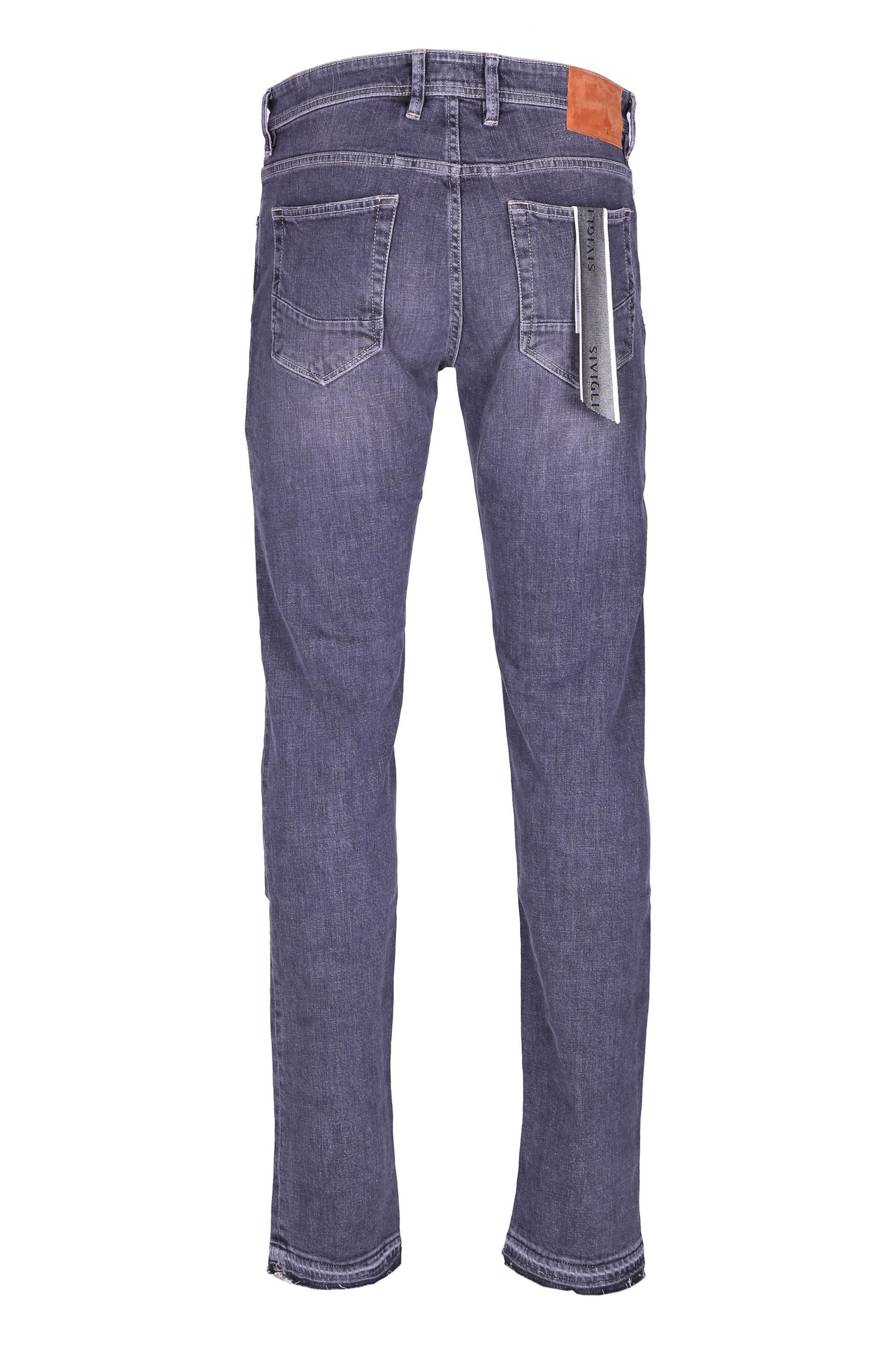 Jeans 5 tasche con logo SIVIGLIA   Jeans   22M3S4119001