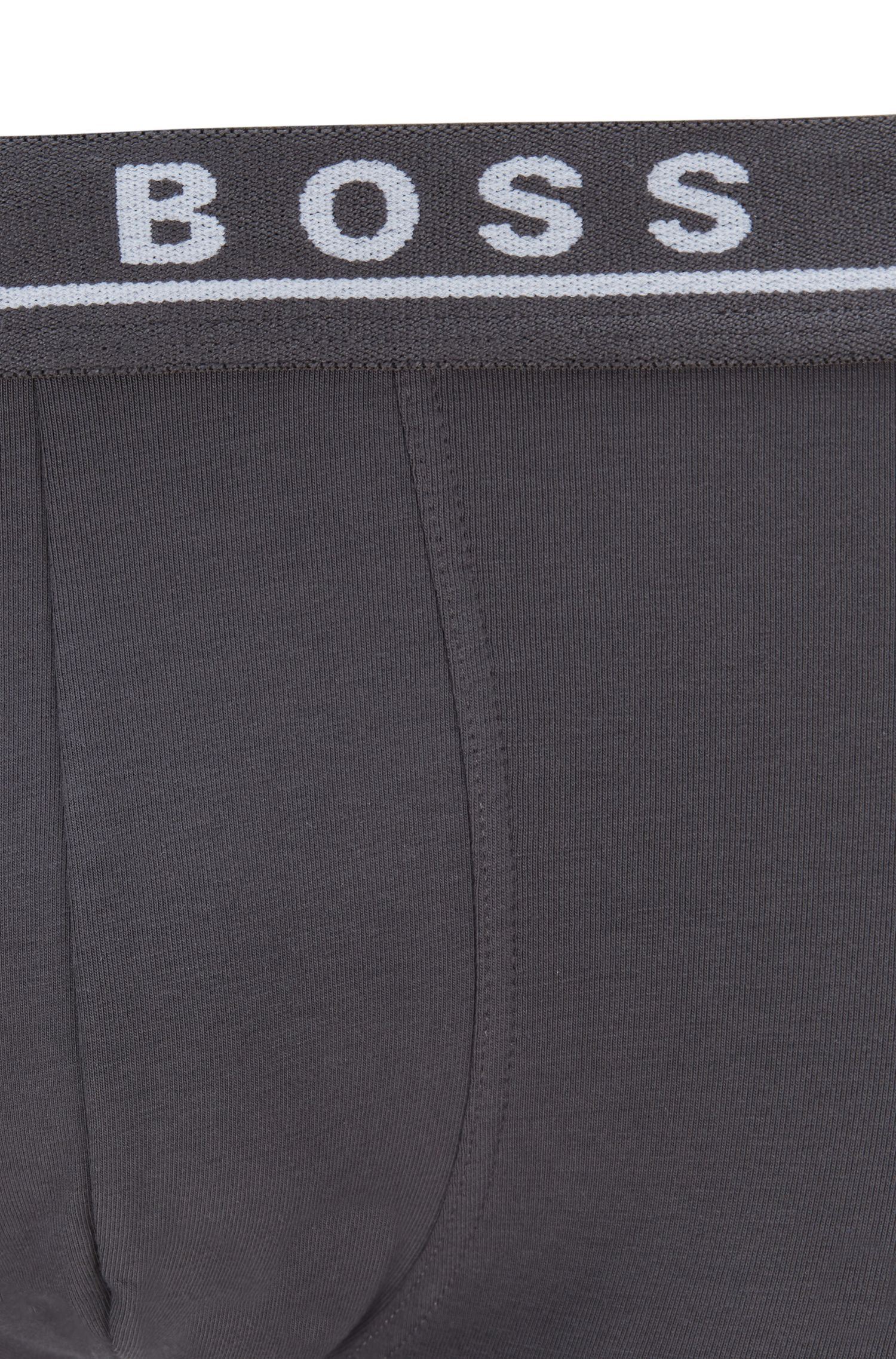 Stretch cotton boxer in triple pack BOSS      50325403487