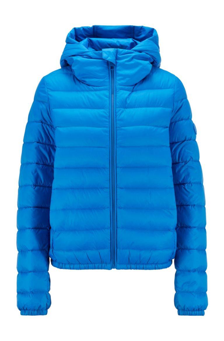 paflaffy packable down jacket - bright blue BOSS | Jackets | 50436347435