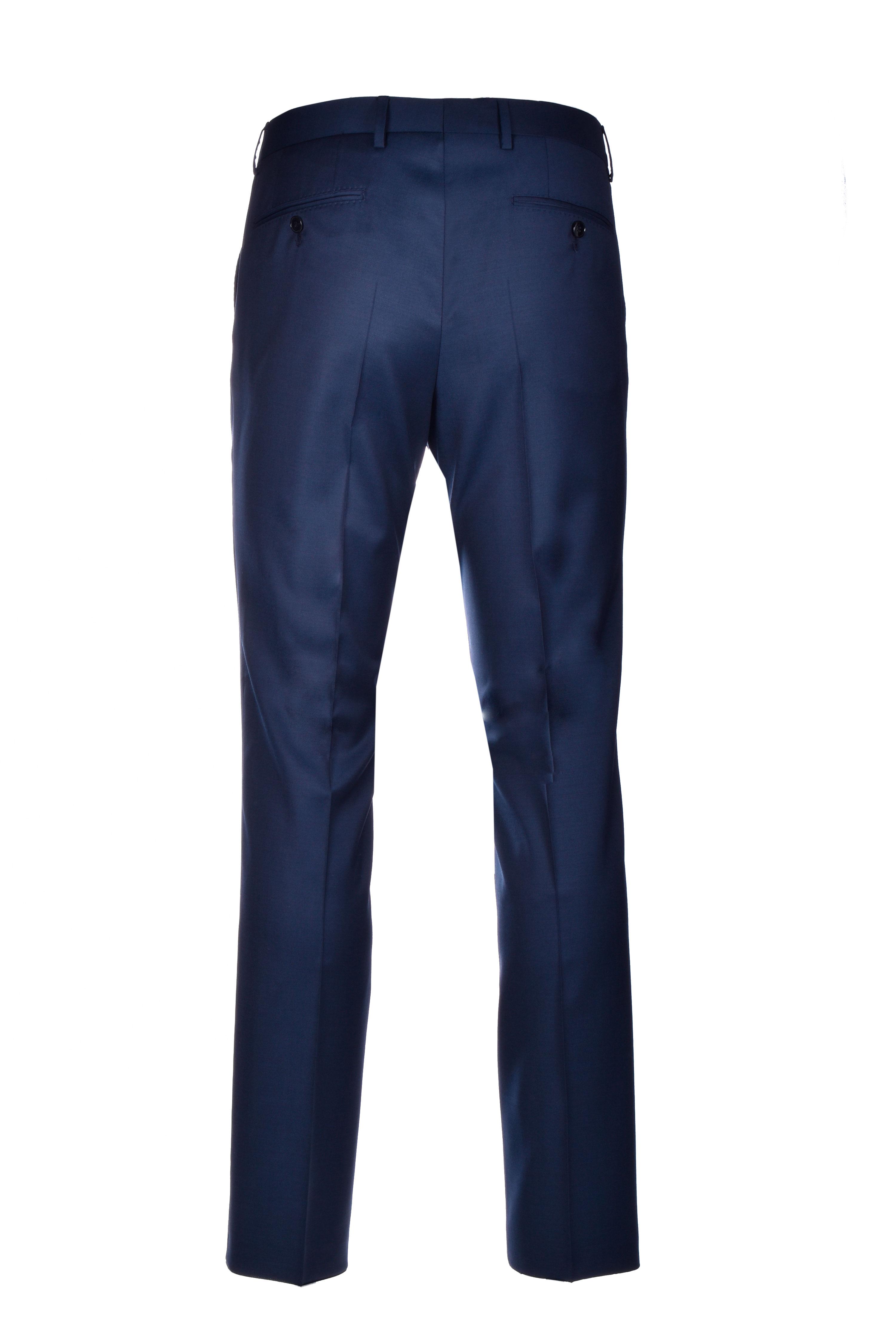 Classic men's suit in dark blue BOSS | Dresses | 50446816402