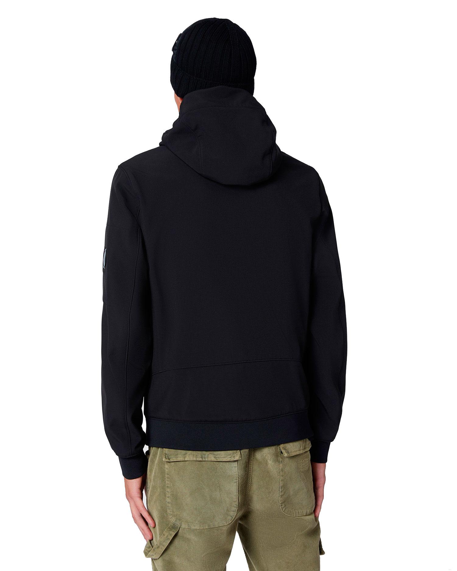 Jacket C.P. Shell with black hood C.P. COMPANY | Jackets | 09CMOW042A005784A999