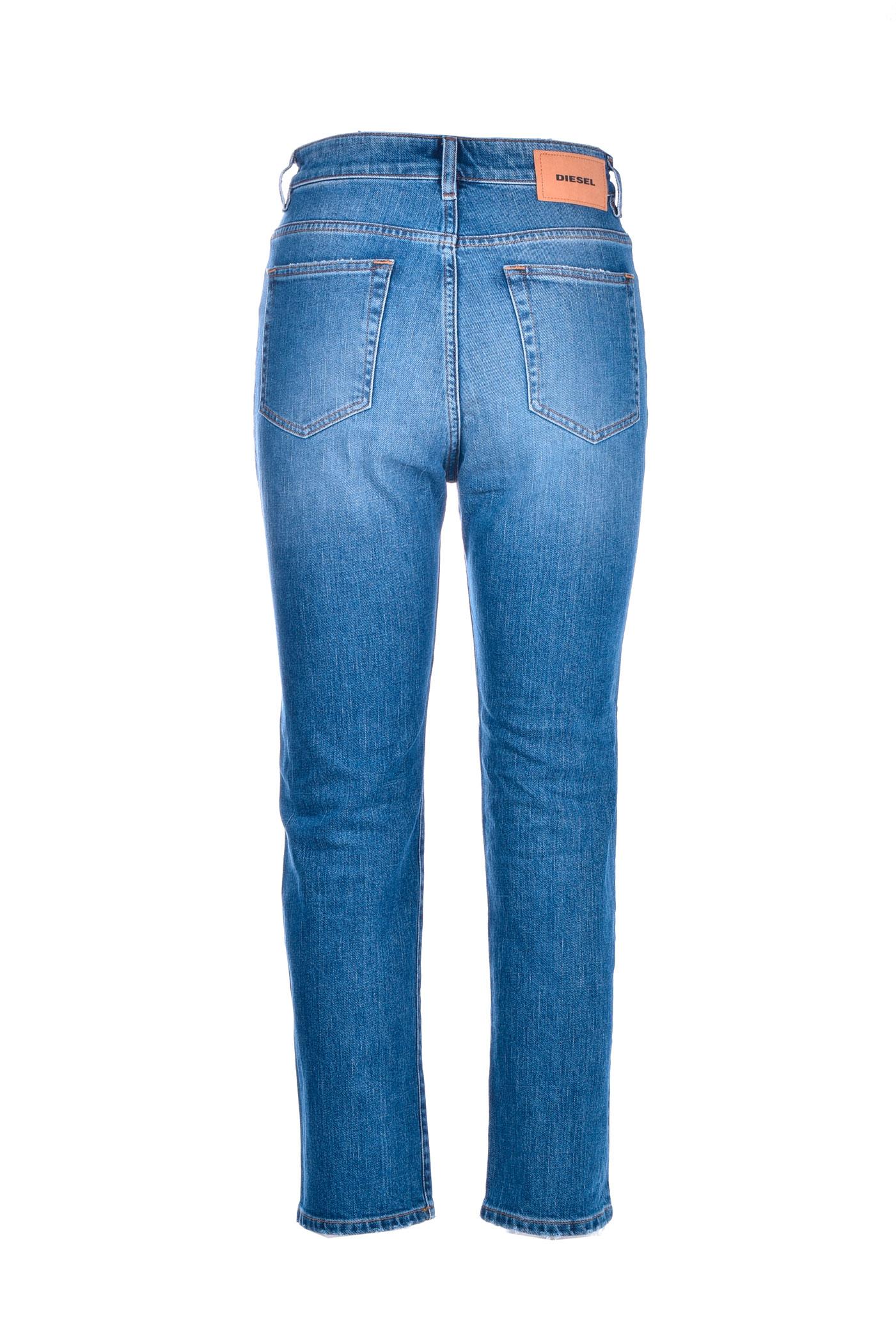 Jeans straight D-eiselle - blu medio DIESEL   Jeans   00SMNH 009CZ01